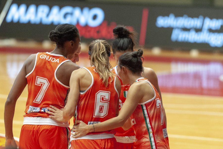 Basket femminile, 10^ giornata Serie A1 2020 2021: impegni in trasferta per Venezia e Bologna, big match Schio Sesto San Giovanni