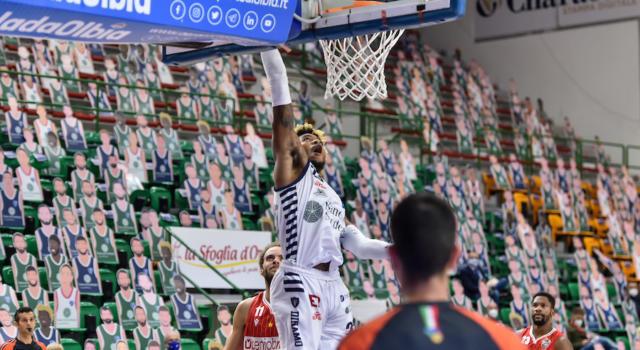 Trento-Dinamo Sassari oggi, Serie A basket 2020-2021: orario, tv, programma, streaming