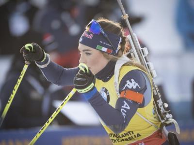 Biathlon, startlist e pettorali 15 km Kontiolahti 2020. Programma, orari, tv, numeri delle azzurre