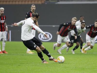 Calcio, Europa League 2020-2021: Milan-Lilla 0-3, un tris di Yazici stende i rossoneri a San Siro