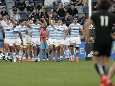 Rugby, Tri Nations: Argentina-Nuova Zelanda, gli All Blacks vogliono la rivincita