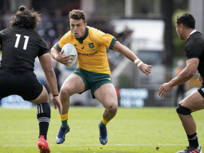 Rugby, Tri Nations 2020: l'Australia trova la vittoria con gli All Blacks