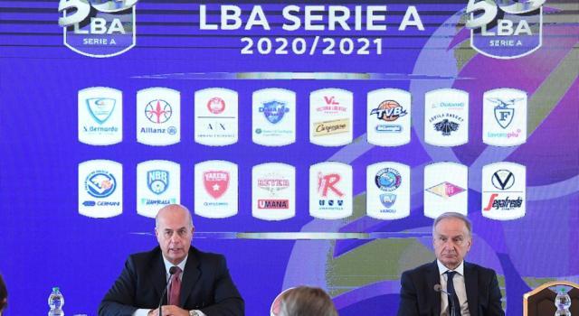 Basket: la LBA smentisce cambiamenti per la Serie A 2020-2021