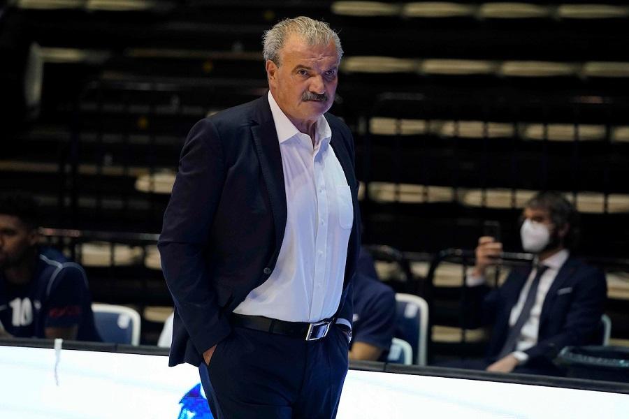 """Basket, Meo Sacchetti: """"L'Italia vuole ricominciare da dove ha interrotto. Ci aspetta un match duro"""""""