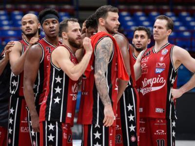 LIVE Varese-Olimpia Milano 70-96, Serie A basket in DIRETTA: i meneghini distruggono i padroni di casa nel derby