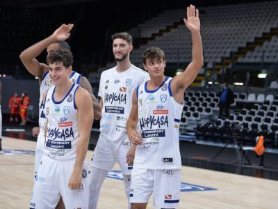 Basket, Serie A 2020-2021: la capolista Olimpia Milano ospita l'Happy Casa Brindisi nel big match dell'undicesima giornata