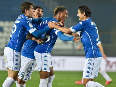 Calcio, Coppa Italia 2020-2021: il Brescia non parte per Empoli. 3-0 a tavolino per i toscani