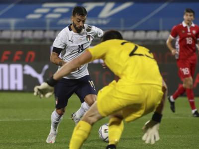 Calcio: l'Italia perde Caputo e Criscito. Dieci azzurri ancora in isolamento