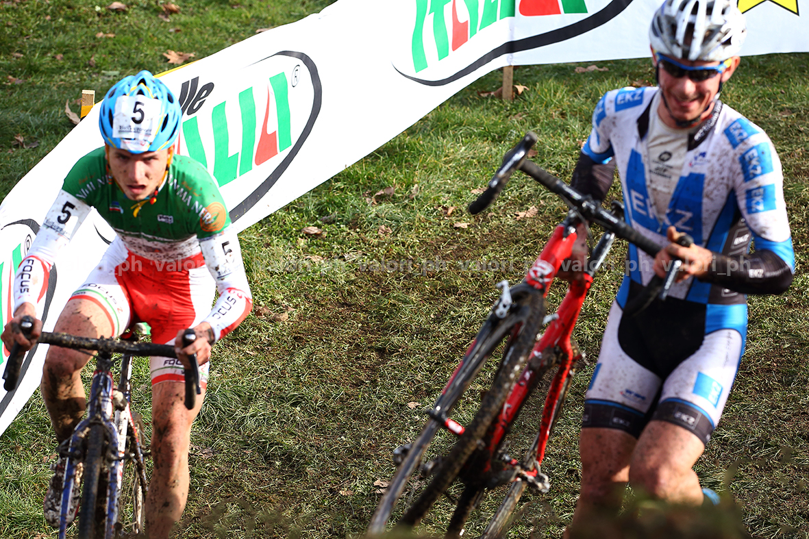 Ciclocross: perché l'Italia, tra gli uomini, è indietro rispetto ad altre nazioni?