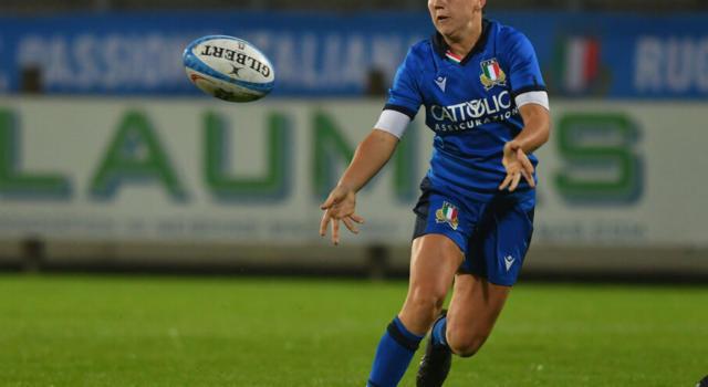 Rugby femminile: l'Italia chiude il 2020 come settima forza mondiale