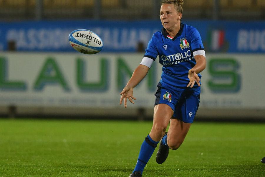 Rugby femminile |  l'Italia chiude il 2020 come settima forza mondiale