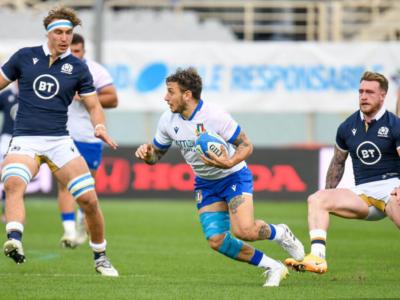 Rugby, Autumn Nations Cup 2020: Italia, segnali di crescita, ma con le Fiji serve di più