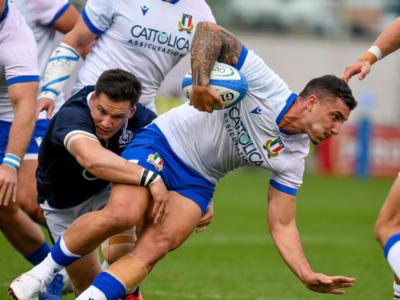 """Rugby, Autumn Nations Cup: Goosen """"Italia in crescita, è un gruppo giovane"""""""