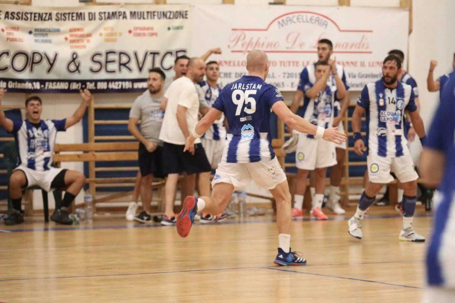 Pallamano, Serie A maschile 2021: Bolzano ferma Sassari, si infiamma la zona retrocessione