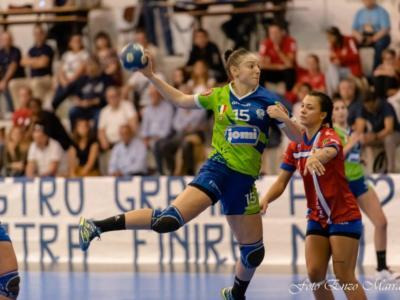 Pallamano, Serie A femminile 2021: Mestrino batte Brixen, bene la Jomi Salerno