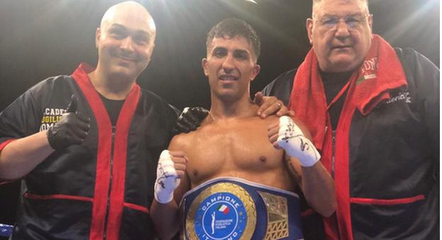 Boxe: Mario Alfano a caccia del titolo UE dei superpiuma contro Laamouz