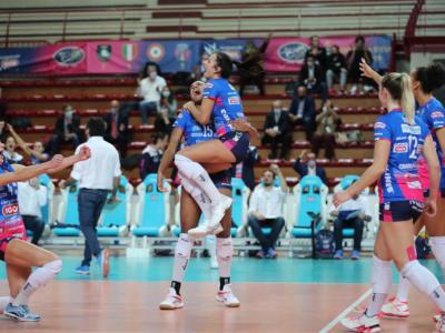 Novara-Chemik Police oggi: orario, tv, programma, streaming Champions League volley femminile 2020-2021
