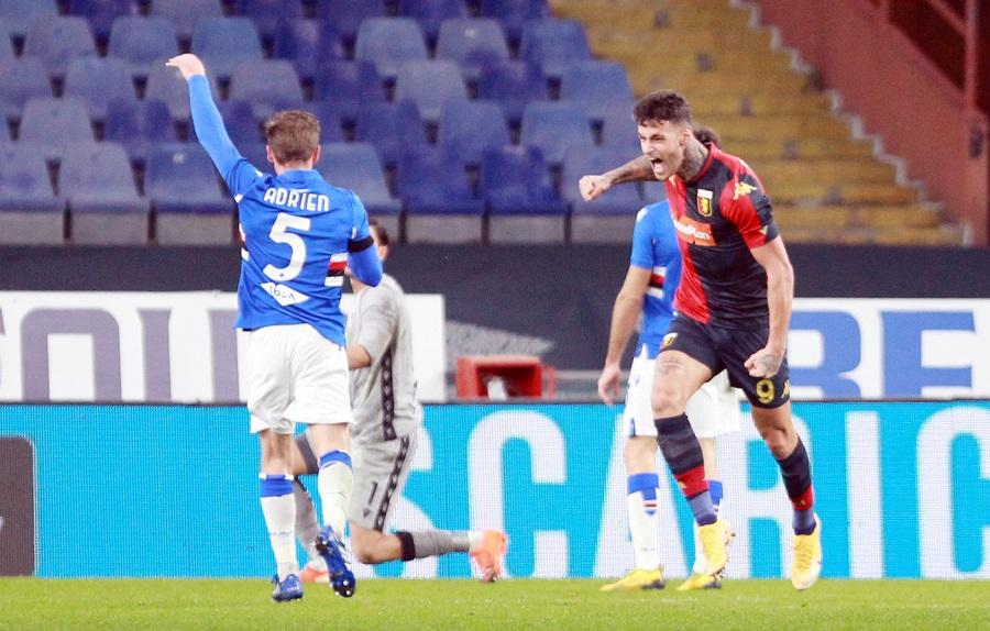 Calcio |  Coppa Italia 2020-2021 |  Torino e Genoa agli ottavi di finale |  eliminata la Sampdoria nel derby
