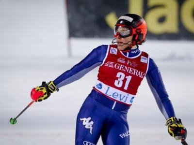 Sci alpino, Federica Brignone sarà al via nella discesa femminile di domani a Val d'Isere