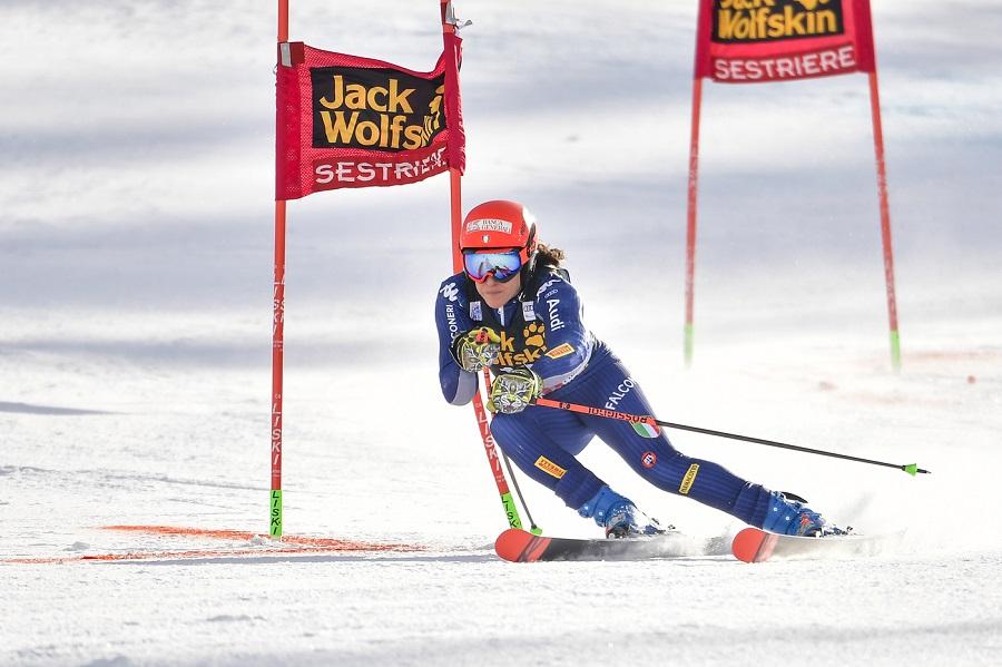 LIVE Sci alpino, Parallelo Lech in DIRETTA: Marta Bassino parte forte ed è in testa!