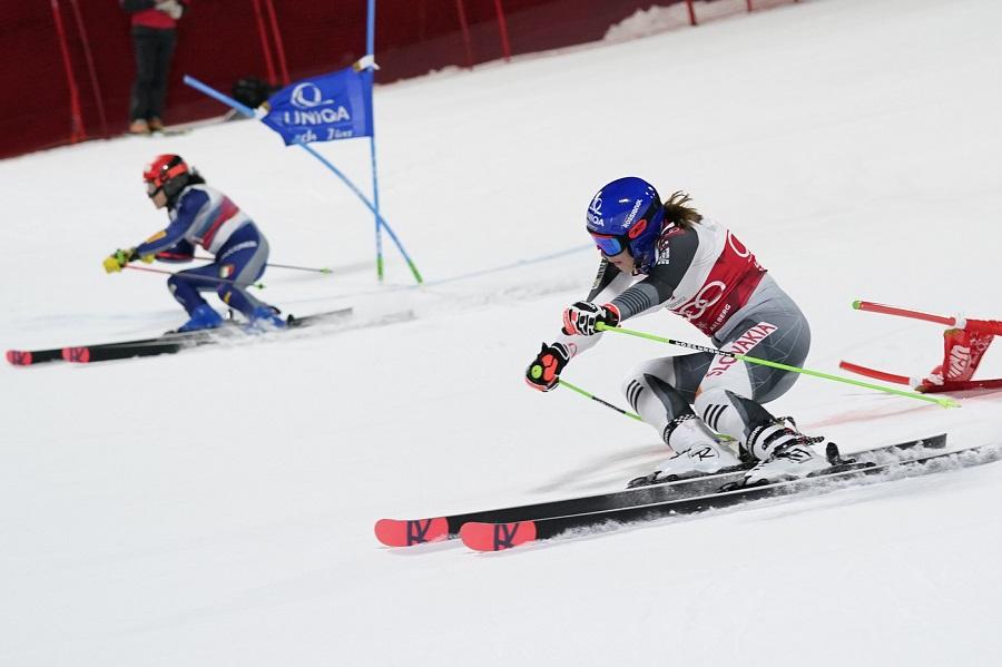 Sci alpino, Petra Vlhova fa tris nel parallelo di Lech. Quinta Marta Bassino, che rimpianti per Brignone