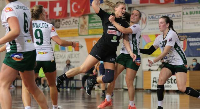 Pallamano, Serie A femminile 2021: Salerno ancora in testa alla classifica, Brixen e Oderzo inseguono
