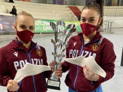 """Ginnastica, Giorgia Villa e Asia D'Amato come sorelle. """"Una poltrona per due"""": chi sono le due Campionesse d'Italia?"""