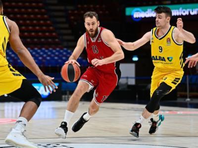 Basket, brutta tegola per l'Olimpia Milano: si ferma Sergio Rodriguez per un infortunio muscolare
