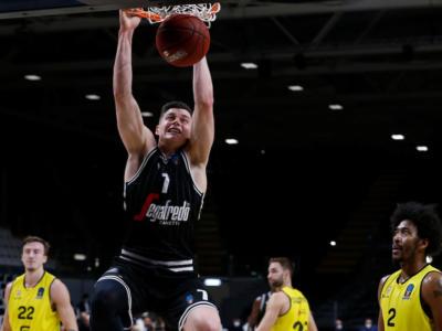 Basket, EuroCup: tutti gli accoppiamenti delle italiane e la composizione aggiornata dei gironi di Top 16
