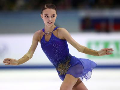 Pattinaggio artistico: Anna Shcherbakova vince per la terza volta consecutiva i Campionati Nazionali Russi. Seconda Valieva