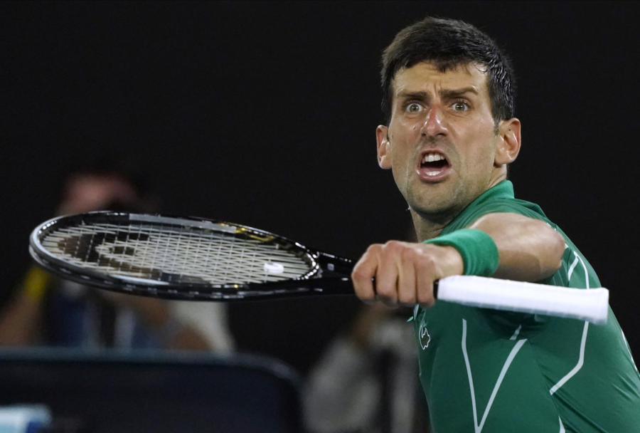 Tennis, Ranking ATP (18 gennaio): Novak Djokovic sempre al vertice, Matteo Berrettini nella top 10, Jannik Sinner n.36