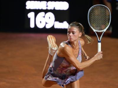 Il 2020 del tennis femminile italiano. Qualche segnale di crescita dalle giovani, Camila Giorgi non brilla