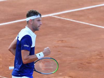 """Tennis, Filip Krajinovic: """"Djokovic è un idolo per l'intera nazione. Penso di poterlo battere"""""""