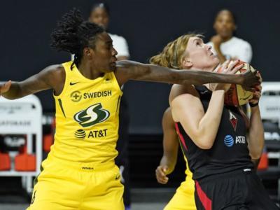 Basket femminile, grande colpo di mercato per l'Umana Reyer Venezia. Ufficiale la firma di Natasha Howard