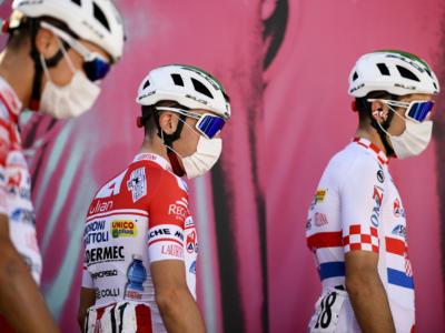 Ciclismo: raduno online per l'Androni Giocattoli Sidermec