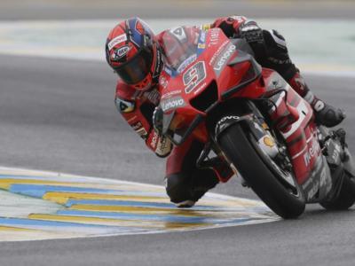 """MotoGP, Danilo Petrucci: """"Sicuramente ho fallito il mio obiettivo con Ducati, ma sono felice per aver firmato con KTM Tech3"""""""