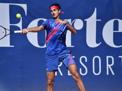 """Lorenzo Sonego si allena con Nadal: """"Meglio guardarlo che chiedergli consigli. Australian Open, ecco con chi mi alleno"""""""