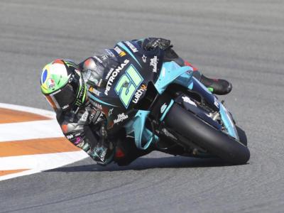 """MotoGP, Franco Morbidelli: """"Valentino Rossi non è un compagno qualsiasi. Joan Mir ha meritato il titolo, è stato il più costante"""""""