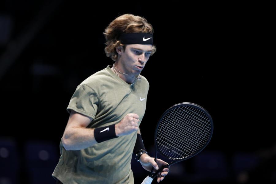 ATP Rotterdam 2021, Andrey Rublev vince l'ottavo titolo in carriera e batte in due set Marton Fucsovics