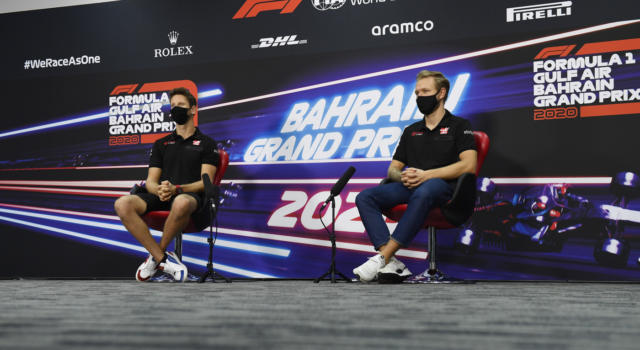 "F1, Kevin Magnussen: ""Penso che Romain Grosjean sia un pilota incredibile"""