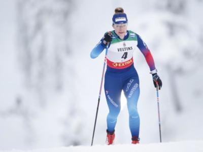 Sci di fondo: Nadine Faehndrich, prima vittoria in carriera nella sprint di Dresda. Lucia Scardoni sesta