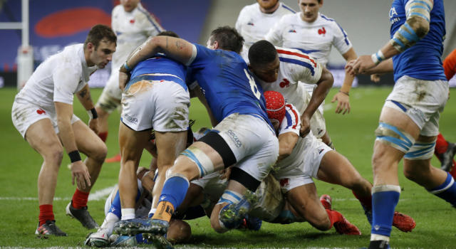 Rugby, Italia-Francia: formazioni Sei Nazioni, statistiche, precedenti