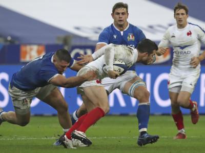 Rugby, Michele Lamaro e Danilo Fischetti infortunati nel match con l'Inghilterra. In dubbio la presenza con l'Irlanda