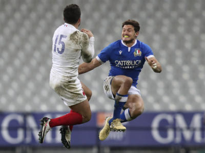 Rugby, Marcello Violi si aggrega agli azzurri in attesa degli altri uomini di Benetton e Zebre