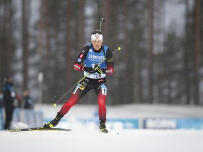 Biathlon, Johannes Dale trionfa nella sprint di Hochfielzen. Thomas Bormolini unico azzurro a punti