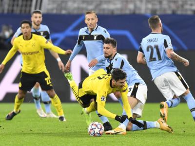 VIDEO Borussia Dortmund-Lazio 1-1, Highlights, gol e sintesi: Immobile pareggia su rigore, gli ottavi di Champions sono vicini