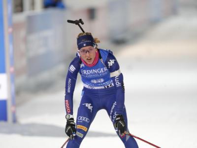 Biathlon, l'Italia lascia Kontiolahti dopo un weekend deludente. Nessuna top 10 e tanta fatica al tiro