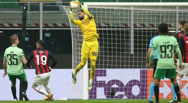 Europa League, i risultati di oggi: vittorie per Roma e Milan, pareggio per il Napoli