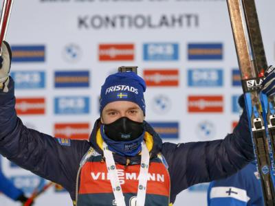 Biathlon, le pagelle di oggi: giornata perfetta della Svezia a Kontiolahti. Positivi gli azzurri