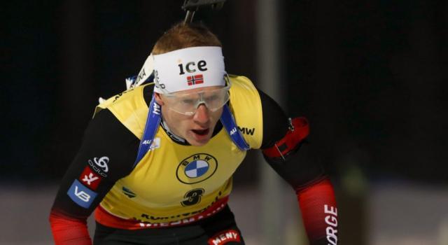 Classifica Coppa del Mondo biathlon 2021: Johannes Boe in trionfo, Laegreid si arrende in volata
